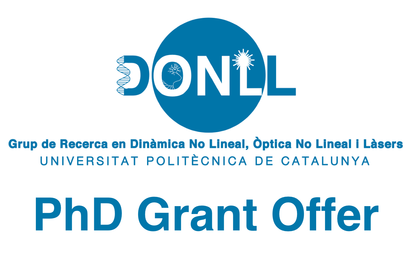 PhD Grant Offer, (open link in a new window)
