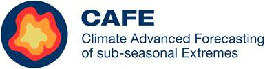 CAFE: climate advanced forecasting of extremes, (open link in a new window)