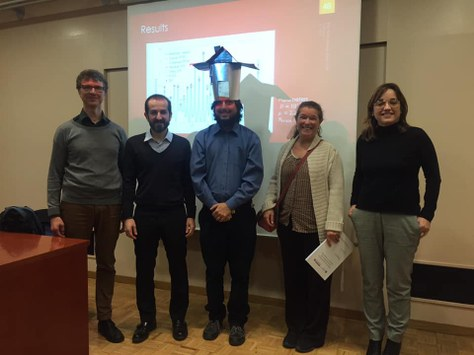 Pablo Amil defended his PhD thesis