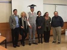 Carlos Quintero-Quiroz defended his PhD thesis