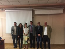 Lara Escuain defended her PhD thesis