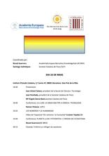 """Conferencia """"La llum: la gran eina per a la ciència i la tecnologia """", Prof. Ramon Vilaseca"""