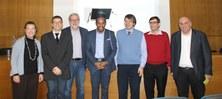 Daniel MALAGARRIGA defended his PhD thesis
