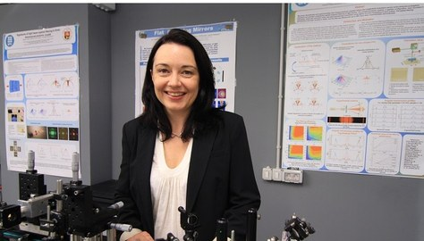 Interview to Crina Cojocaru about the Master in Photonics and Master Europhotonics